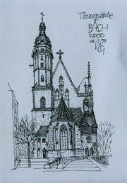 Nils Gormsen, Thomaskirche