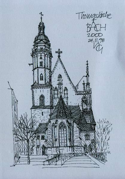 Gormsen, Thomaskirche
