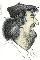 karikatur Siegfried Mahler